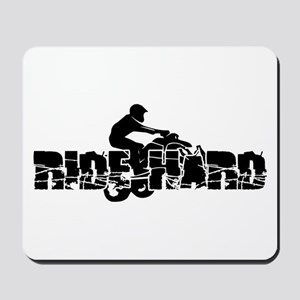 ATV Ride Hard Mousepad