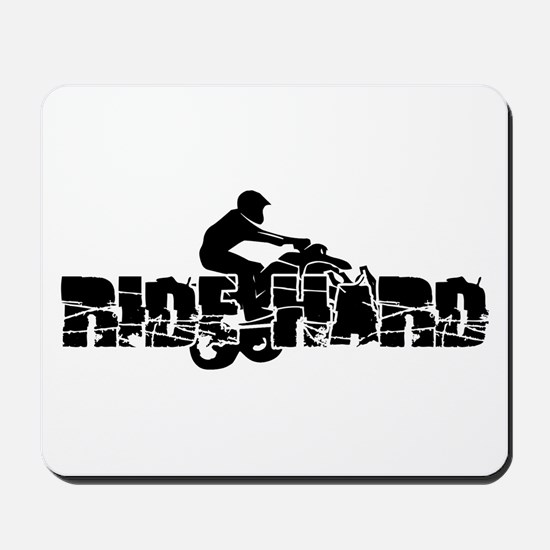 ATV Ride Hard Mousepad
