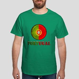 Portugal Dark T-Shirt