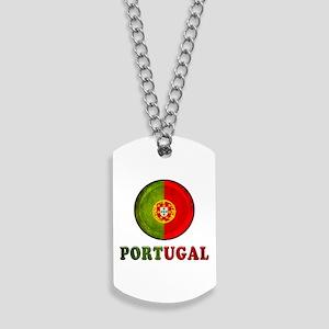 Portugal Dog Tags