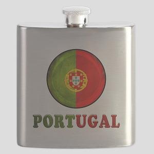 Portugal Flask