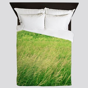 Grassy Hill 2 Queen Duvet