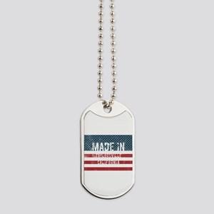 Made in Taylorsville, California Dog Tags