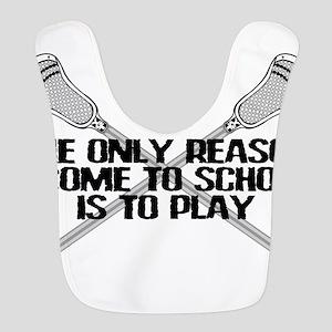 Lacrosse Only Reason Bib
