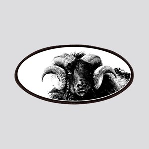 Black Ram Patches