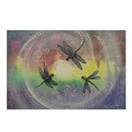 Rainbow Dance Postcards (package Of 8)