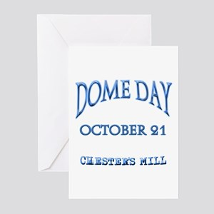 Under the DOME DAY Greeting Cards (Pk of 10)