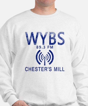 WYBS Radio Under the Dome Sweatshirt