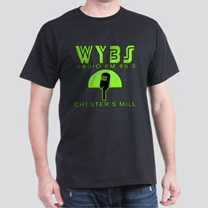 WYBS FM Under the Dome Dark T-Shirt
