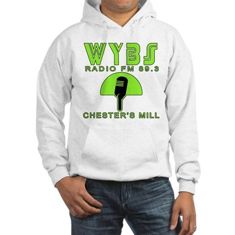 WYBS FM Under the Dome Hooded Sweatshirt