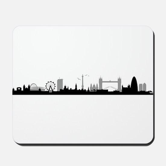 Skyline London Mousepad