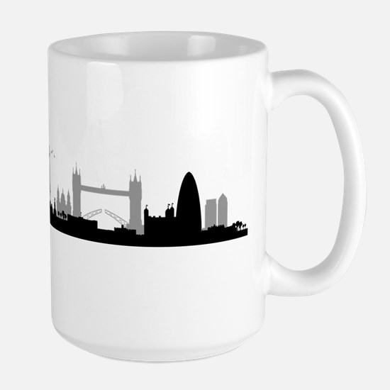 Skyline London Mugs