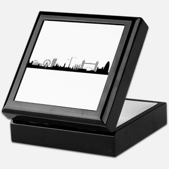 Skyline London Keepsake Box