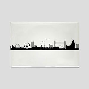 Skyline London Magnets