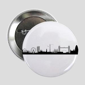 "Skyline London 2.25"" Button"