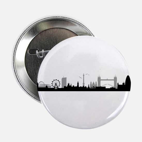 "Skyline London 2.25"" Button"
