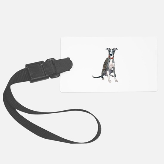 Whippet #1 Luggage Tag