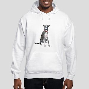 Whippet #1 Hooded Sweatshirt