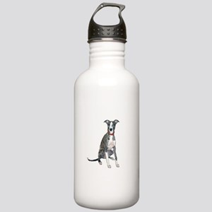 Whippet #1 Stainless Water Bottle 1.0L