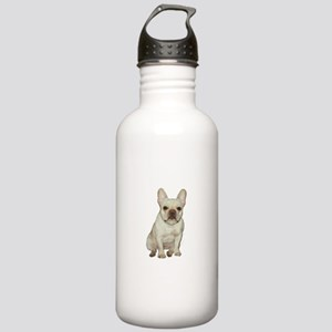 French Bulldog (#1) Stainless Water Bottle 1.0L