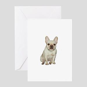 French Bulldog (#1) Greeting Card