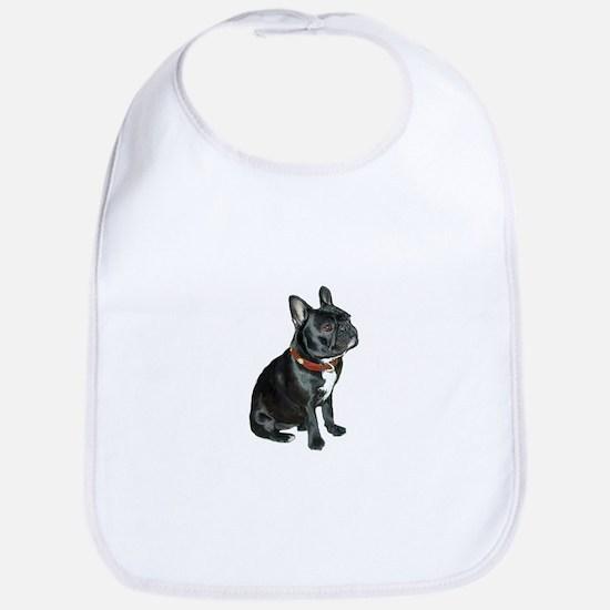 French Bulldog (blk2) Bib