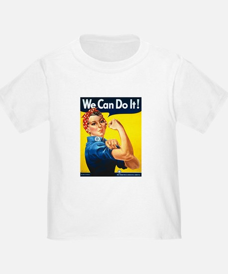 We Can Do It, Rosie the Riveter T-Shirt
