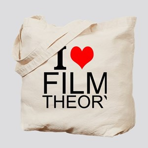 I Love Film Theory Tote Bag