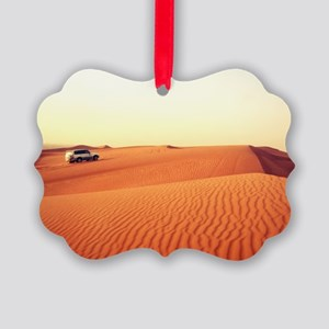 Dune Driving Ornament