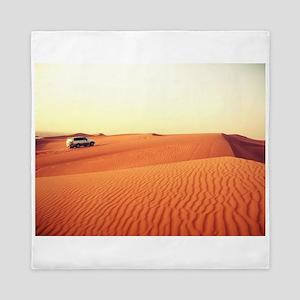 Dune Driving Queen Duvet