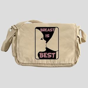 Breast is Best Messenger Bag