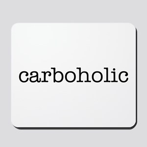 """Carboholic"" Mousepad"