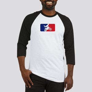 Major League Motocross Baseball Jersey
