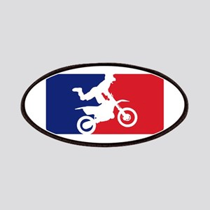 Major League Motocross Patches