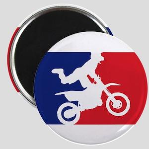 Major League Motocross Magnet