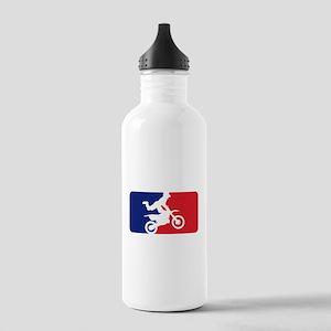 Major League Motocross Stainless Water Bottle 1.0L