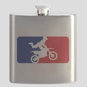 Major League Motocross Flask