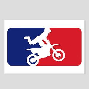 Major League Motocross Postcards (Package of 8)