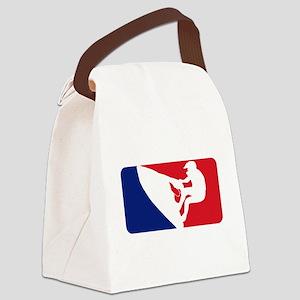 Major League Wave Runner Canvas Lunch Bag