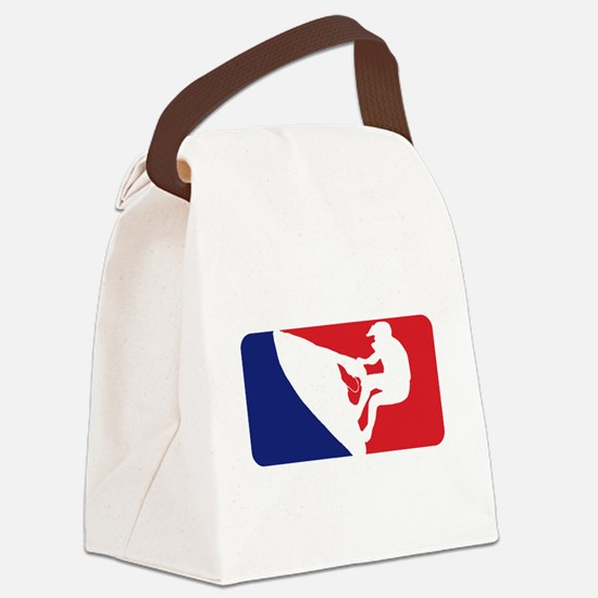 Major League Wave Runner Canvas Lunch Bag