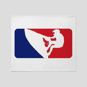Major League Wave Runner Throw Blanket