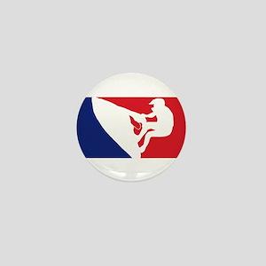 Major League Wave Runner Mini Button