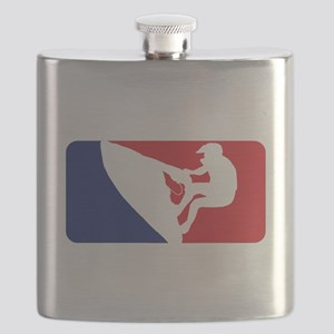 Major League Wave Runner Flask