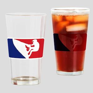 Major League Wave Runner Drinking Glass