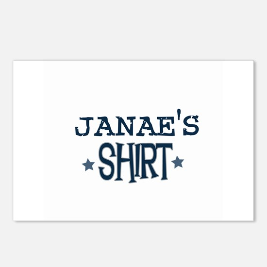 Janae Postcards (Package of 8)