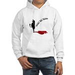 Under the Dome Cow Hoodie