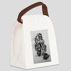 fallen Canvas Lunch Bag