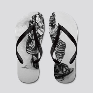 fallen Flip Flops