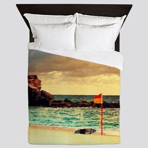Bondi Beach 1 Queen Duvet