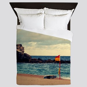 Bondi Beach 3 Queen Duvet